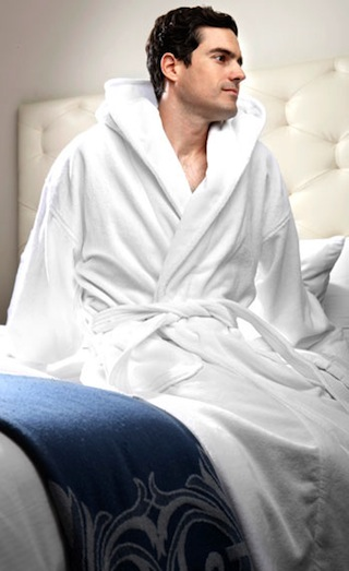 luxury bathrobe - Mens Bathrobes
