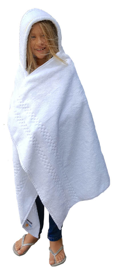 Small Hooded Towel for Kids